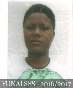 Photo of Okara Mercy Ugwu