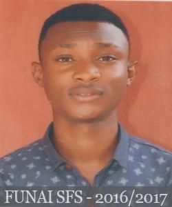 Photo of James Ncheje Samuel