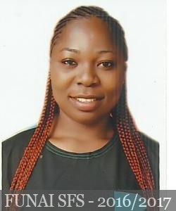 Photo of Ubangha Grace Ibor