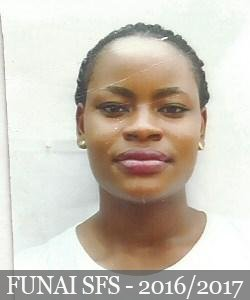 Photo of Ifeoma Okereke
