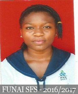 Photo of Egwuonwu Chiamaka Marisclara