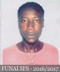 Photo of Odunze Anthony Ebuka