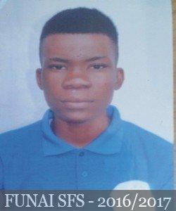 Photo of Samuel Kalu Okwara