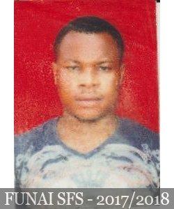 Photo of Izundu Augustine Chiemezie