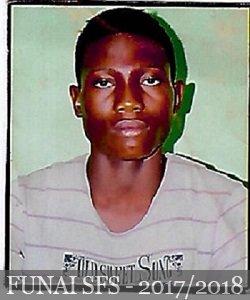 Photo of Wisdom Egede Chukwuebuka