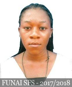 Photo of Juaese Marycynthia Ogechi