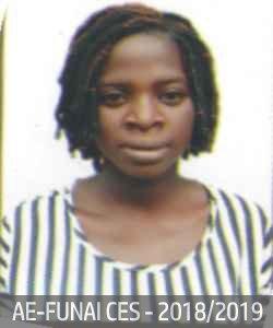 Photo of Ogbaga Ginikachukwu Grace