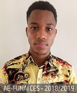 Photo of Chisom Nwazunku Benjamin