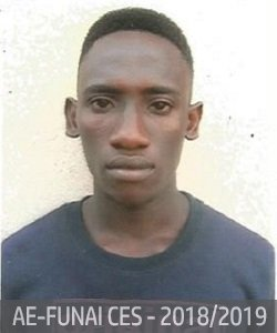 Photo of David Isaac Nwachukwu