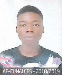 Photo of Egba Moses