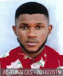 Photo of Egwuatu Emmanuel Chukwuweolu