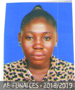 Photo of Elechi Elizabeth Ukamaka