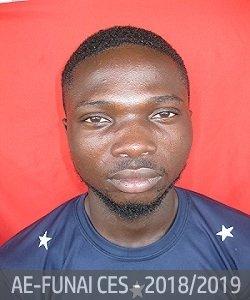Photo of Ajayi Mayowa Emmanuel