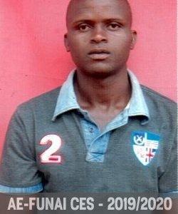 Photo of Okaba Augustine Ushie