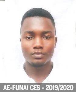 Photo of Ude Kingsley Mmaduabuchi