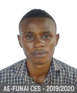 Photo of Sunday Isaac Udoh