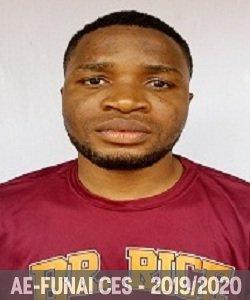 Photo of Odumeh Obumneke Michael