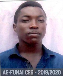 Photo of Nwali Godswill Akachukwu
