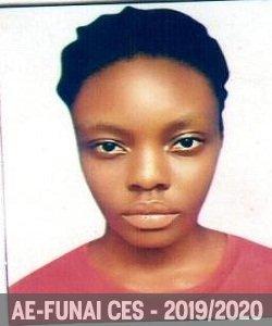 Photo of Nwosu Purity Chiamaka