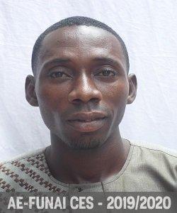 Photo of Moses Solomon Oghenekaro