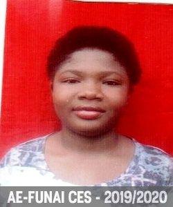 Photo of Egwuatu Adaobi Joy