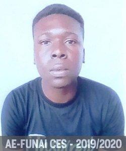 Photo of Obini Favour Chidiebere