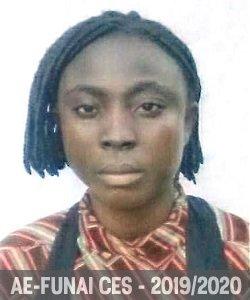 Photo of Onya Esther Okechukwu