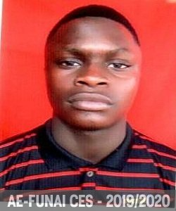 Photo of Ezechi Obumneme Godwin