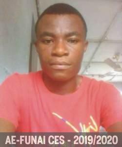 Photo of Chibuzor Nwovu James