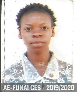 Photo of Eneogwe Nmesoma Victoria