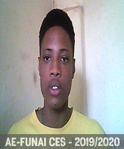 Photo of Egbo Samuel