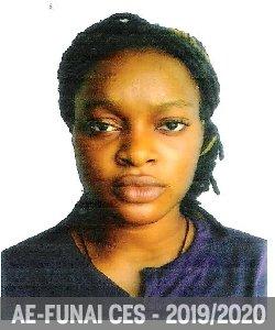Photo of Nwachukwu Patricia Adaeze