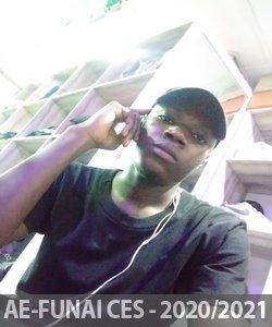 Photo of Thompson Chukwuebuka Peter