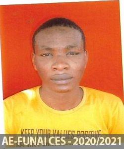 Photo of Obasi Daniel Chikwado