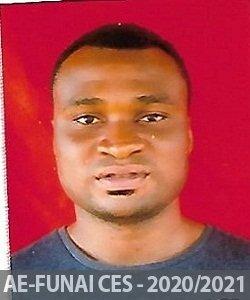 Photo of Agbo Benneth Chidubem