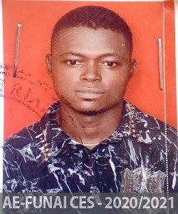Photo of Igboke Polycarp Anayo